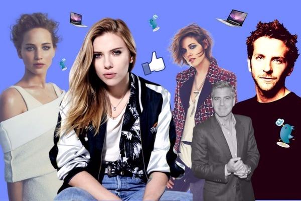 Celebrities που απεχθάνονται τα social media