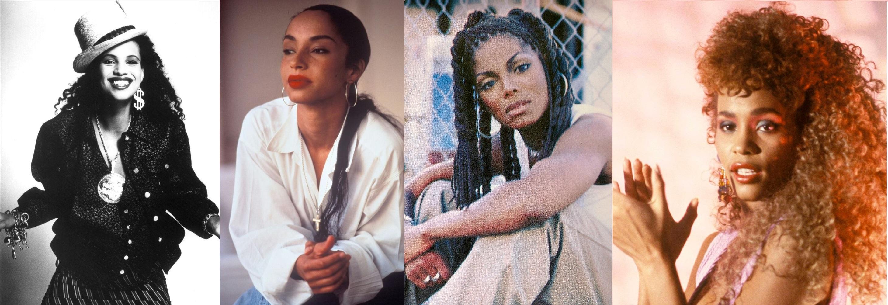 Οι μαύρες γαζέλες της μουσικής των 80s ‑ 90s
