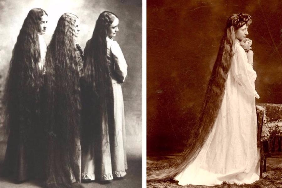 Πώς διατηρούσαν οι γυναίκες τα μαλλιά τους μακριά και υγιή τον 19ο αιώνα